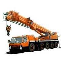 Terrain Mobile Crane Hiring Services