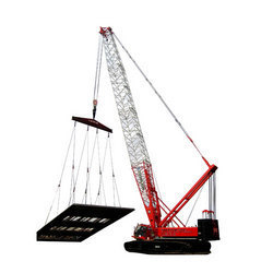 Crawler Cranes Rental Services