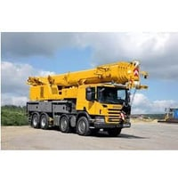 Truck Mounted Crane Hiring Services
