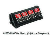 1026 SY 938 Tata (Head Light) (4 pcs. Compound