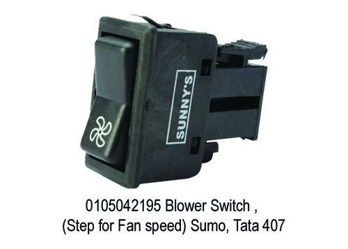 1027 SY 2195 Blower Switch , (Step for Fan speed)