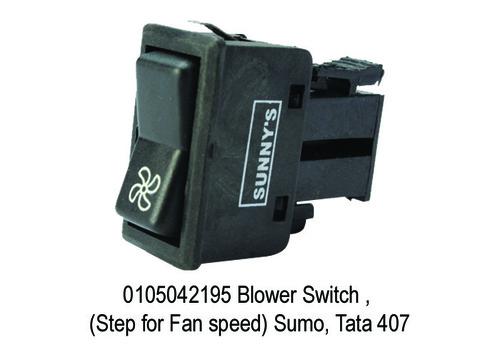 1027 SY 2195 Blower Switch , (Step for Fan speed)