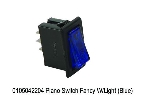 Piano Switch Fancy WLight (Blue)