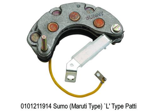 Rectifier Plate Set Sumo `L type