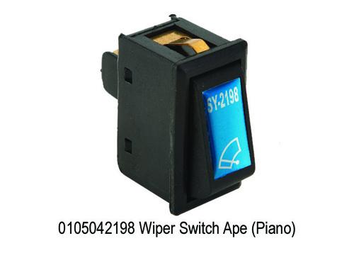 Wiper Switch Ape (Piano)