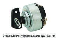 Pal Ty-Ignition & Starter ING-7608, FM