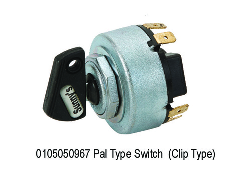 Pal Type Switch (Clip Type)