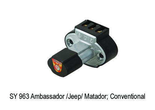 Ambassador Jeep Matador; Conventional