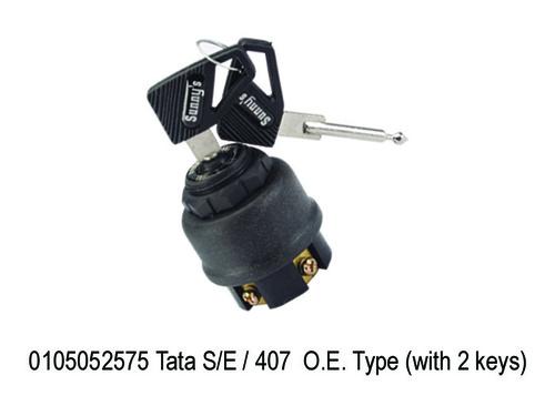 Tata SE O.E. Type (With 2 Keys)