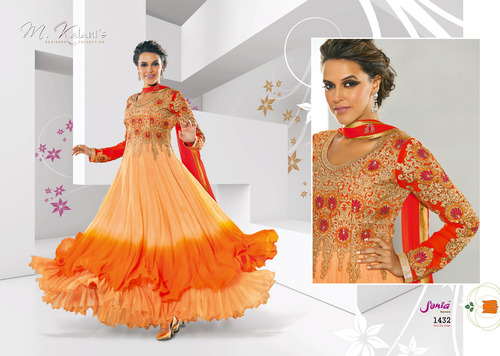 Designer Partywear Suits