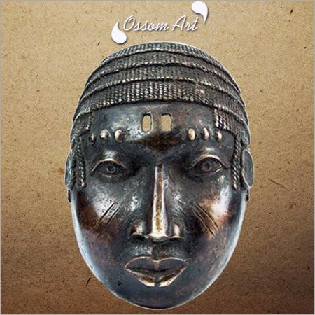 Benin Oba Mask