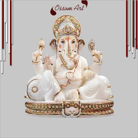 Mable Statue Ganesh