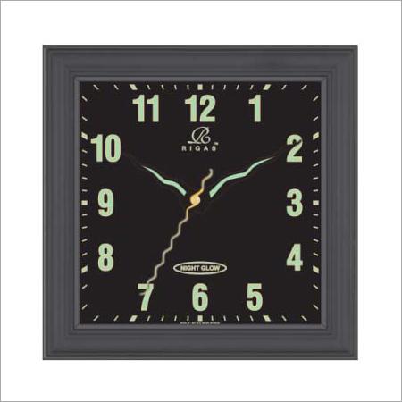 Designer Square Wall Clock