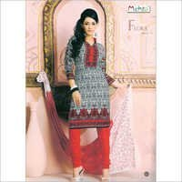 Chiffon Dupatta Cotton Suits