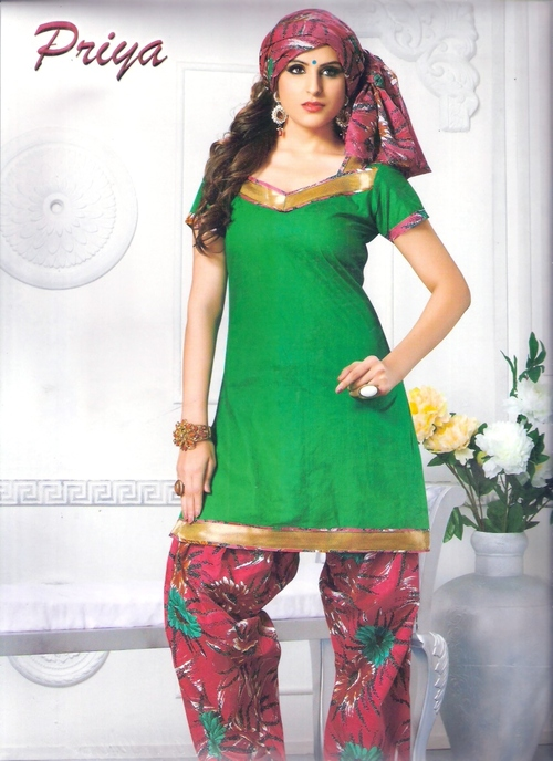 Latest Patiyala Salwar Suits