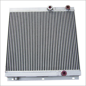 Oil Air Combi Cooler