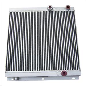 Oil Air Combi Cooler
