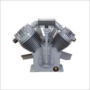 Reciprocating Air Compressor Block