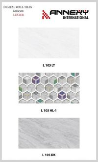 Digital 12X24 Wall Tiles