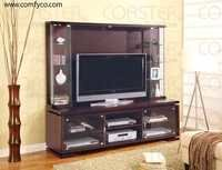 Wall cabinet t v stand