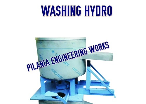 Plastic Washing Hydro Machine