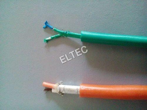 Silicon Rubber Thermocouple Wire