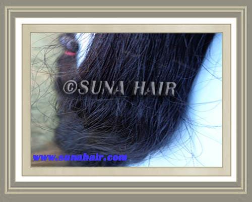 Peruvian natural remy shining wholesale price human hair