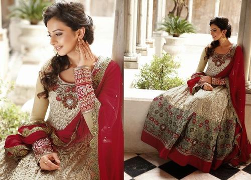 Rakul Preet Anarkali Dress