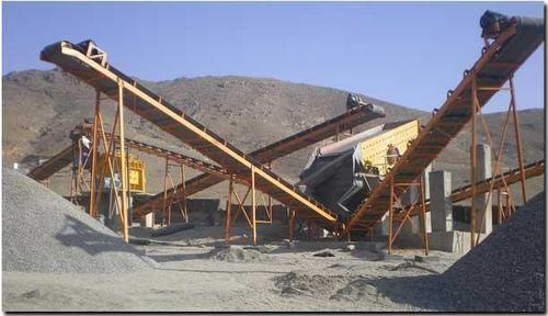 Stone Crusher Machines
