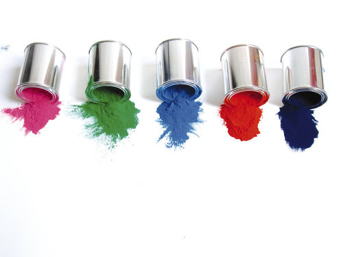 Color Pigment Powder