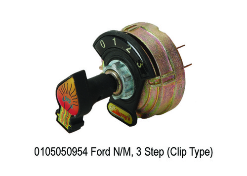 Ford NM, 3 Step (Clip Type)