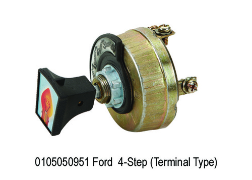 Ford 4-Step (Terminal Type)