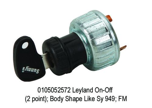 Leyland On-Off (2 point); Body Shape like
