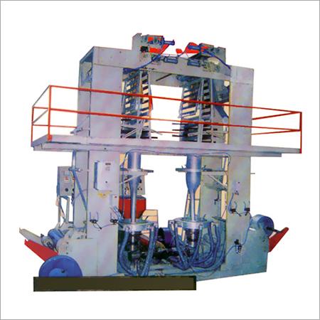 Double Die H.M Extrusion Machine