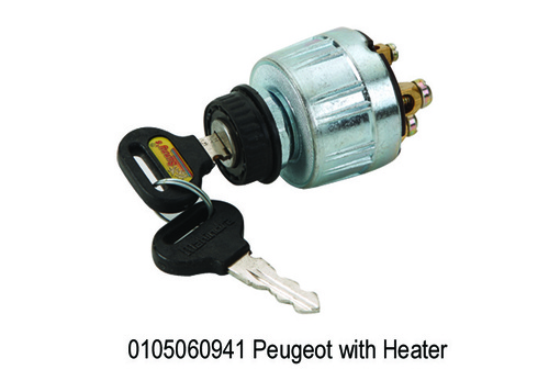 Peugeot with Heater