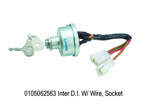 Inter D.I. W Wire, Socket