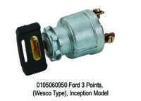 Ford 3 Points, (Wesco Type), Inception