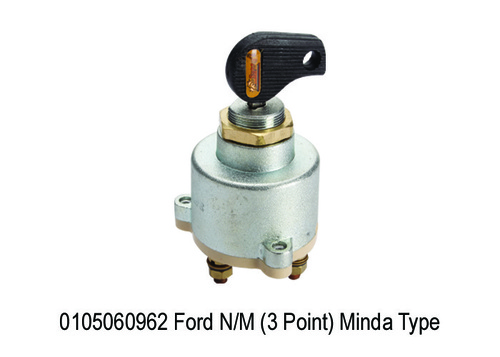 Ford NM (3 Point) Minda Type