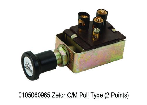 Zetor OM Pull Type (2 Points)