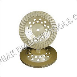 Silver Brazed Diamond Grinding Wheels