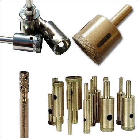 Electroplated Diamond Core Drill Bit