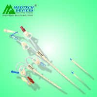Haemodialysis Triple Lumen Catheter