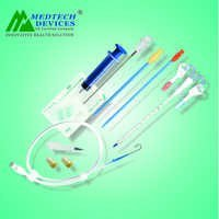 Haemodialysis Double Lumen Catheter Kit