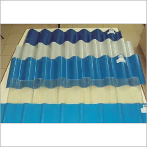 Gelcoated sheet