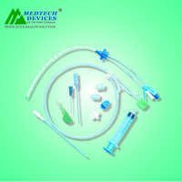 Central Venous Catheter Double Lumen Kit