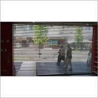 SS Polycarbonate Shutters