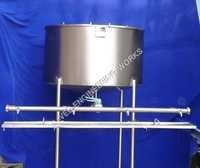 Industrial Syrup Filling Tank