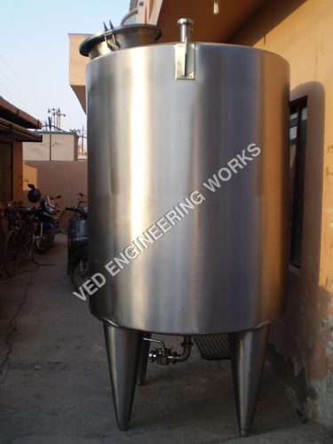 PHARMACEUTICAL STAINLESS STEEL INSULATED