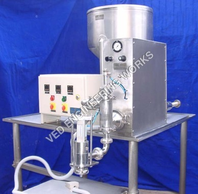High Viscosity Material Filling Machinery
