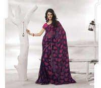 Designer Colour Sarees